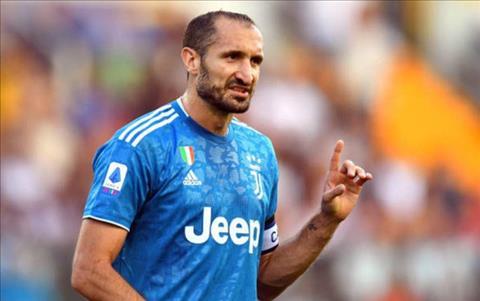 Không cần mua sắm, Juventus vẫn có viện binh Giorgio Chiellini hình ảnh