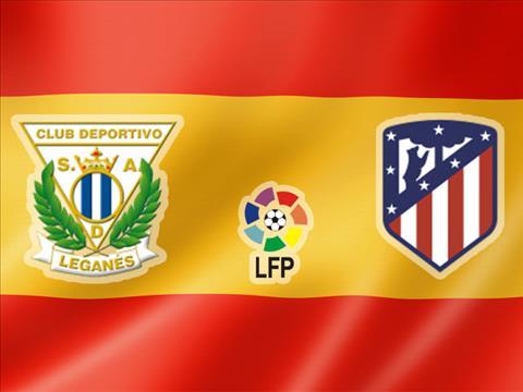 Leganes vs Atletico Madrid 0h00 ngày 268 La Liga 201920 hình ảnh
