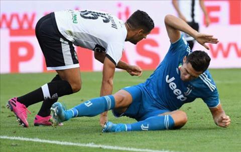 Parma 0-1 Juventus Ronaldo vô duyên, Lão bà thắng nhọc trận ra quân tại Serie A 201920 hình ảnh 3