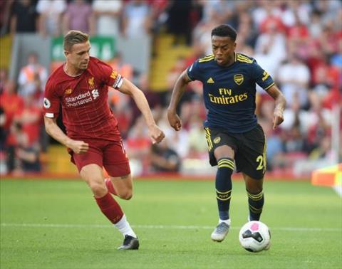 HLV Emery phát biểu sau trận Liverpool vs Arsenal hình ảnh