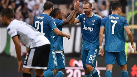 HLV Maurizio Sarri hài lòng về trận Parma vs Juventus hình ảnh