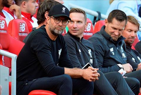 Jurgen Klopp bảo vệ hàng thủ Liverpool trước những lời chỉ trích hình ảnh