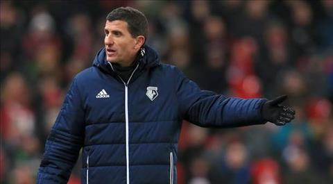 Watford co the sa thai HLV Javi Gracia