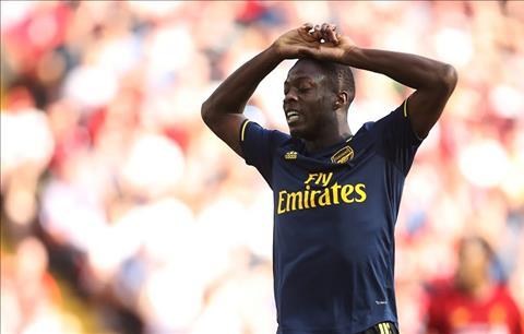 Bom tấn Nicolas Pepe rời đội tuyển vì chấn thương hình ảnh