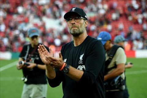 VIDEO: Jurgen Klopp soc voi chien thuat Arsenal khi doi dau voi Liverpool