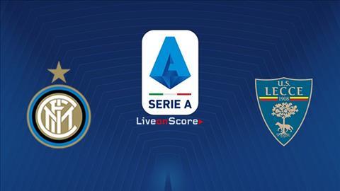 Inter Milan vs Lecce 1h45 ngày 278 Serie A 201920 hình ảnh