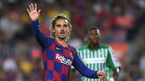 Barca vs Real Betis 5-2 'Bom tấn' Griezzy lên tiếng! hình ảnh