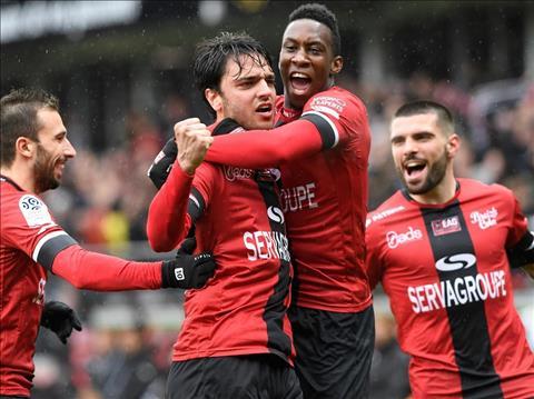 Guingamp vs Valenciennes 1h45 ngày 278 Hạng 2 Pháp 201920 hình ảnh