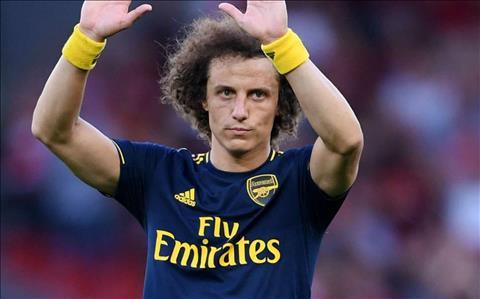 Tiền bối tin 'chàng hề' David Luiz sẽ thành công ở Arsenal hình ảnh
