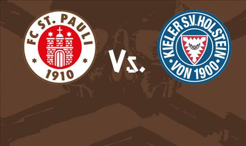 StPauli vs Holstein Kiel 1h30 ngày 278 Hạng 2 Đức 201920 hình ảnh