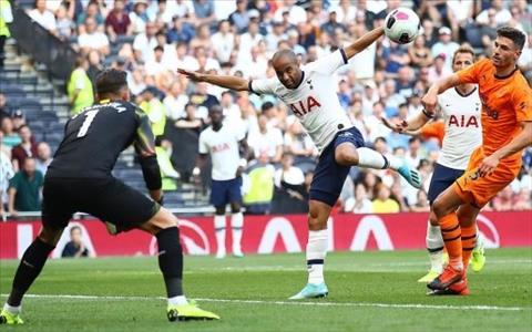 Tottenham vua de thua soc 0-1 truoc Newcastle