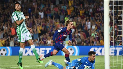 Kết quả bóng đá hôm nay 2682019 thiếu Messi đã có Griezmann hình ảnh