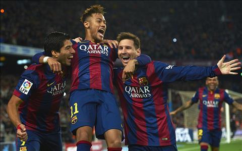Chủ tịch La Liga khẳng định Messi quan trọng hơn Neymar hình ảnh