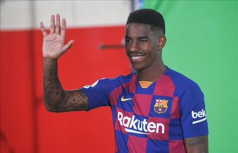 Barca xin lỗi Betis vì lấy tân binh Junior Firpo ra trêu ngươi đối thủ hình ảnh