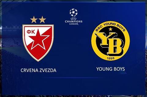 Crvena Zvezda vs Young Boys 2h00 ngày 288 Champions League 201920 hình ảnh
