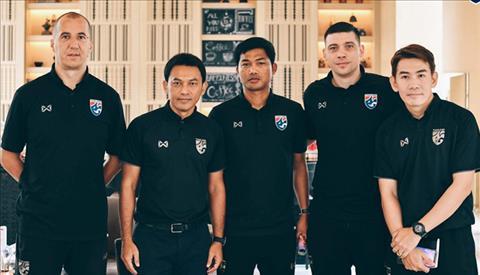 Cựu cầu thủ HAGL làm trợ lý cho HLV trưởng tuyển Thái Lan hình ảnh