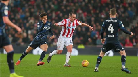 Leeds vs Stoke 1h45 ngày 288 Cúp Liên Đoàn Anh 201920 hình ảnh
