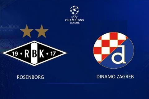 Rosenborg vs Dinamo Zagreb 2h00 ngày 288 (Champions League 201920) hình ảnh