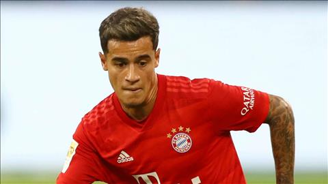 Philippe Coutinho là cầu thủ mà Bayern cần hình ảnh