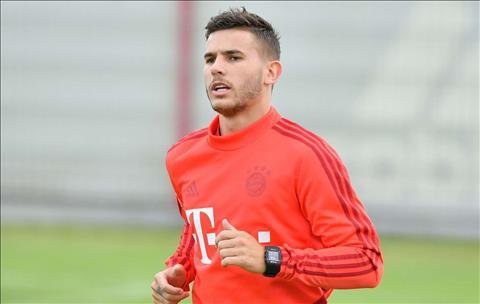 Lucas Hernandez tâng bốc Bayern Munich lên tầm mạnh nhất thế giới hình ảnh