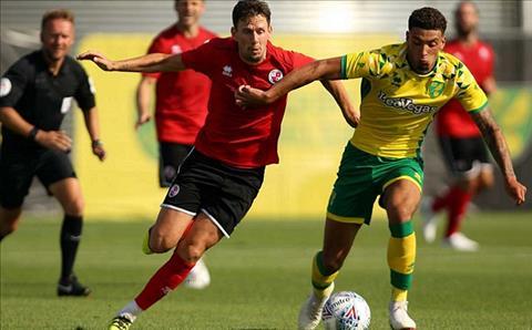 Crawley vs Norwich 1h45 ngày 288 Cúp Liên đoàn Anh 201920 hình ảnh