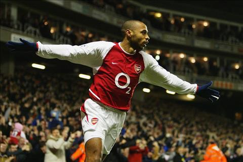 top 8 NHA Thierry Henry