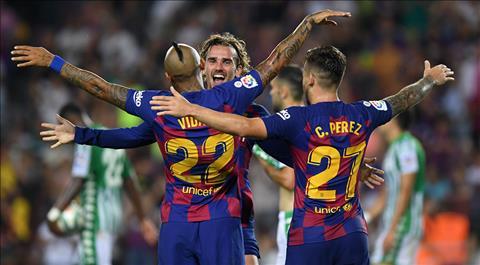 Barca chốt danh sách dự vòng bảng Champions League 201920 hình ảnh