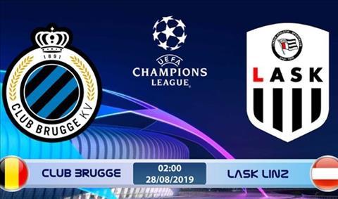 Club Brugge vs LASK Linz 2h00 ngày 298 Champions League 201920 hình ảnh