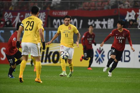 Guangzhou Evergrande vs Kashima Antlers 19h00 ngày 288 AFC Champions League 2019 hình ảnh