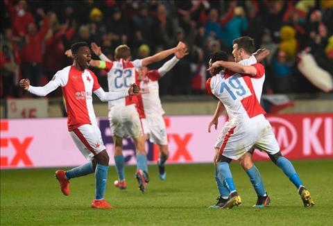 Slavia Praha vs Cluj 2h00 ngày 298 Champions League 201920 hình ảnh