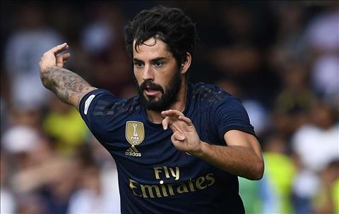 Tiền vệ Isco lên tiếng về tương lai ở Real Madrid hình ảnh