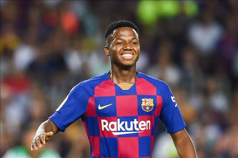 Vì Ansu Fati, Barca không cần phải đón Neymar trở lại hình ảnh