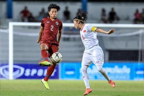 Đội trưởng Thái Lan thừa nhận ĐT nữ Việt Nam vô địch xứng đáng hình ảnh