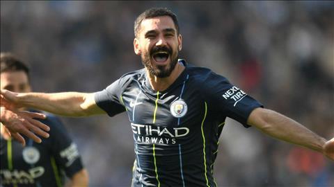 Tiền vệ Gundogan chỉ trích VAR vì giết chết cảm xúc trong bóng đá hình ảnh