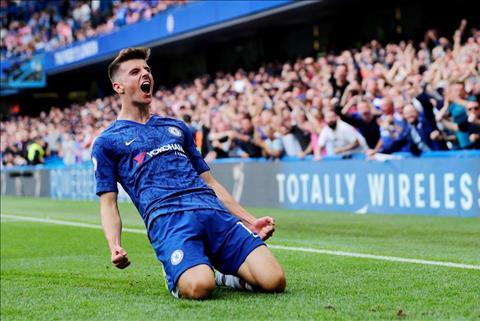 Mason Mount: Bieu tuong cua ky nguyen Chelsea duoi thoi Frank Lampard?