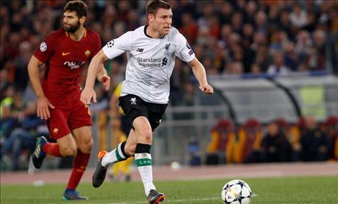 Liverpool muốn gia hạn hợp đồng với James Milner hình ảnh
