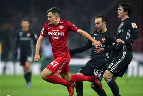 Spartak Moscow vs Braga 0h15 ngày 308 Europa League 201920 hình ảnh