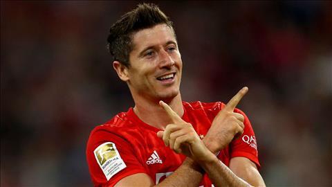 Tiền đạo Lewandowski gia hạn hợp đồng với Bayern hình ảnh