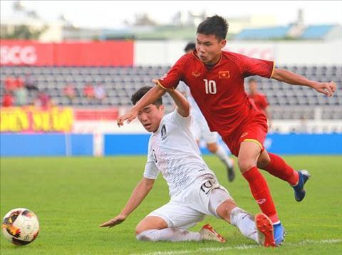 U15 Viet Nam nhan that bai voi ty so 2-3 trong tran chung ket. Anh: VFF.