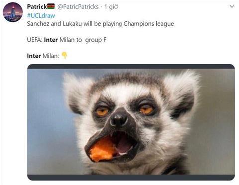 Niem vui chieu mo thanh cong Romelu Lukaku va Alexis Sanchez cua fan Inter bi UEFA cham dut bang viec dua doi chu san Giuseppe Meazza vao bang dau kho nhat o Champions League 2019/20.