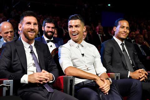 Messi nhận lời ăn tối với Ronaldo hình ảnh