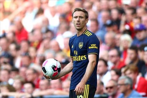 Nacho Monreal rời Arsenal trở lại La Liga ở Hè 2019 hình ảnh