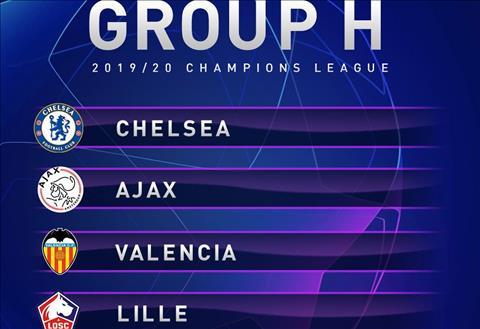 bang H Champions League