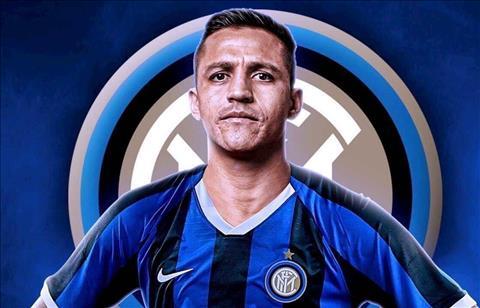 Alexis Sanchez sang Inter
