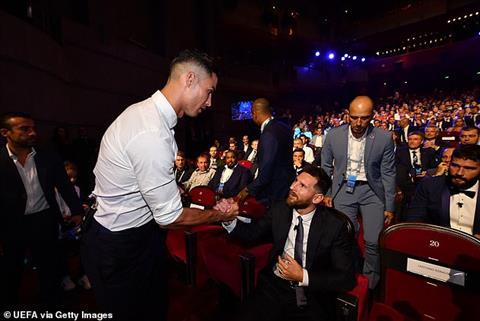 Ronaldo va Messi