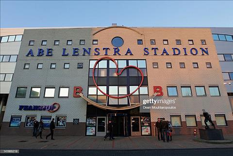 San nha cua SC Heerenveen