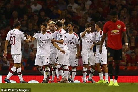AC Milan da choi tot de dan lai 2-1