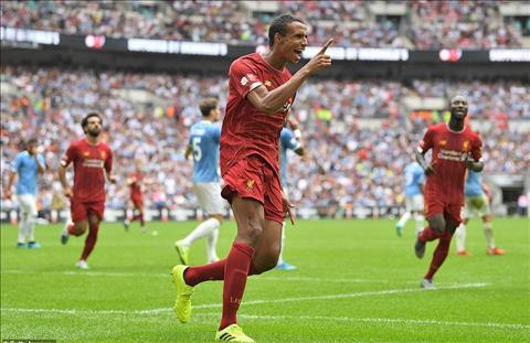 Trụ cột hàng thủ Joel Matip gia hạn hợp đồng với Liverpool hình ảnh