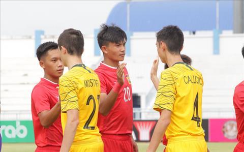 U15 Đông Nam Á Tới lượt ĐT U15 Lào bị cáo buộc gian lận tuổi hình ảnh