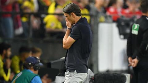 Thua đắng Dortmund, HLV Kovac lên tiếng bào chữa hình ảnh